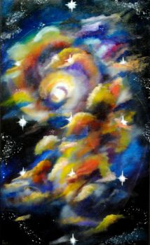 We Are the Universe by LAGiampietro