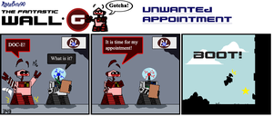 Unwanted appointment by Finjix