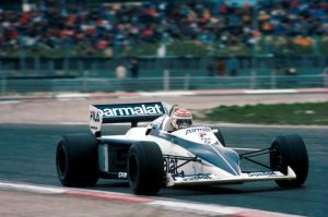 Nelson Piquet (France 1983) by F1-history