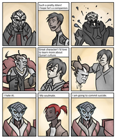 The Bioware Crux by Akalanthis