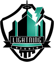 Lightning Studio Logo by felightning