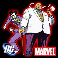 The Joker and The Kingpin by Zaurask
