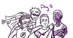 day 5 by theFischy