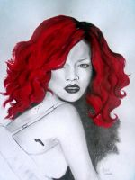 Rihanna- Loud Era by avneetviera