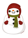 Snowman by beyx
