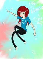 Its Adventure Time! by Beccadex
