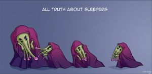 All truth about Sleepers II by IrisErelar