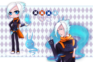 Guy with dragon-spirit adopt AUCTION [closed] by Izanii1