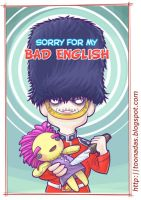 Sorry For My Bad English by Ferlancer