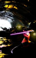 Star Wars : Ice Cave by Estel
