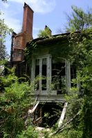 Old Burned Down Home 001 by poeticthnkr