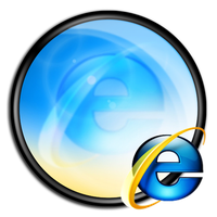 Internet Explorer B by dj-fahr