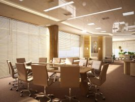 Minister Office by Amr-Maged