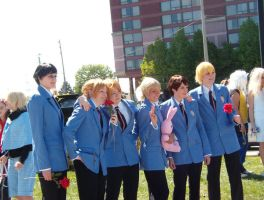 Ouran at Anime North 2008 by Neko-Saruwatari
