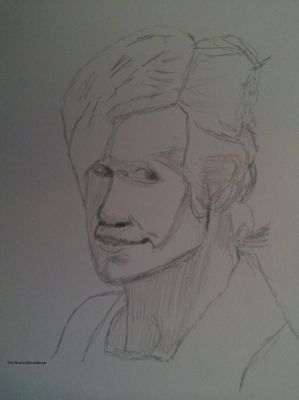 11th Doctor  Sketch 2