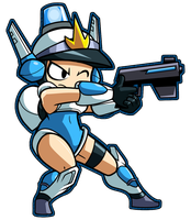 Mighty Switch Force by CatchShiro
