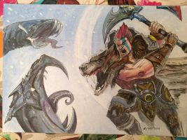 League of legends drawing by Jylm75