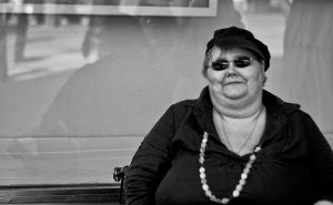 Street Portrait by mant01