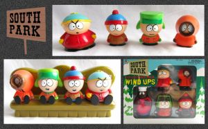 South Park Toys by mikedaws