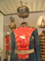 Russian Imperial Guard Uniform by rlkitterman