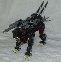 HMM Zoids model kit Great Saber by TribalBunny13