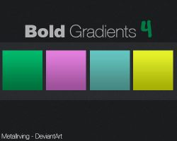 Bold Gradients 4 by MetalIrving
