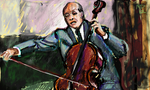 Pablo Casals by mudimba