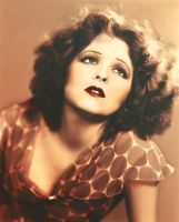 Clara Bow - Colorize by Tricia-92
