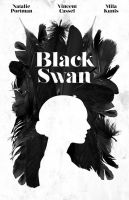 Black Swan movie poster by billpyle