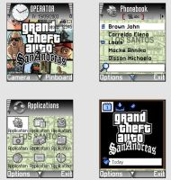 Grand Theft Auto San Andreas by Spatial