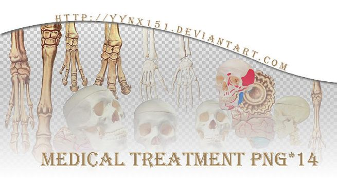 Medical Treatment png pack #02 by yynx151