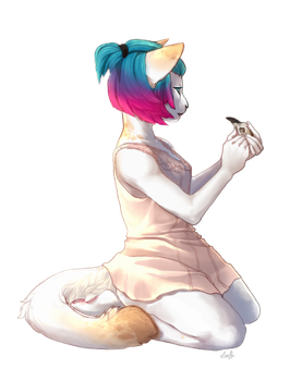 Polaris by firecomet626