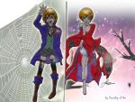 Double Naughty Alois by Dorothy-of-Oz