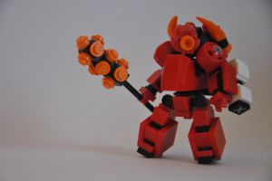 Hellion Red Devil by MittenNinja