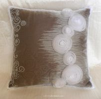 Chocolate Pillow by O-l-i-v-i