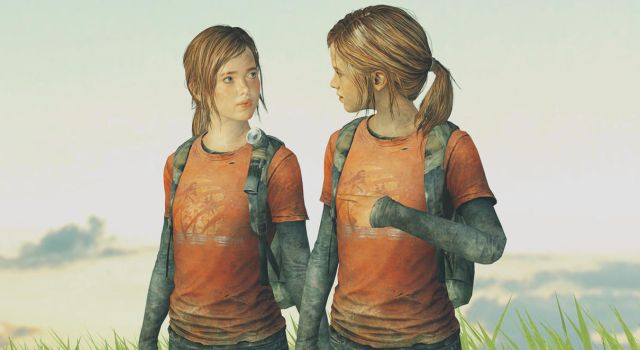 Double Ellie | The Last of Us by JuanmaWL