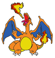 Charizard by BlackWolves1