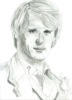 Fifth Doctor by RichardBurgess