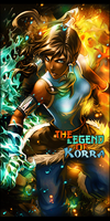 Legend of Korra by Superchris12