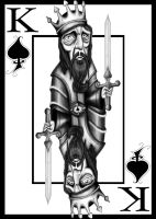 King of Spades by jKendrick