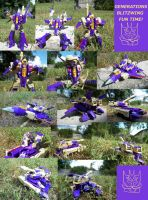 Blitzwing Collage by afrolady114