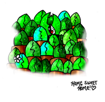 Home Sweet Home by Septic-Kitty