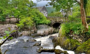 Betws y Coed, North Wales by Lianne-Issa