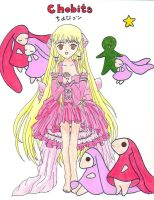 Chobits- Let Me Be With You by angelwings0509