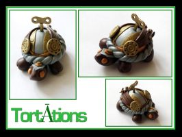 Bolts the Tiny Tort by Tortations