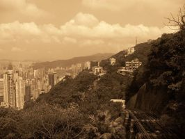 Another Side of Hong Kong by greenhotchocolate