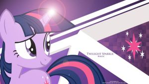 Twilight Sparkle Magic by LuGiAdriel14