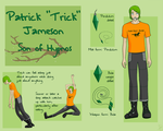 DR: Trick Jameson by VicariousRed