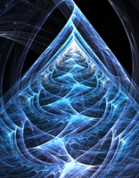 Folding Flowing Ascension by Kazytc
