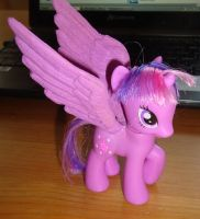 Custom MLP: Alicorn Twilight by NikitaKitten